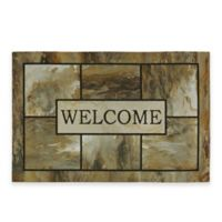 Mohawk Home Natural Mineral 35-Inch x 23-Inch Welcome Mat