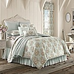Piper & Wright Haley Queen Comforter Set in Blue