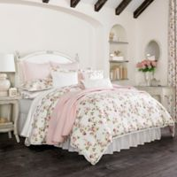 Piper & Wright Rosalie King Comforter Set in Pink