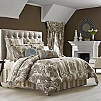 J. Queen New York™  Crystal Palace King Comforter Set in Taupe
