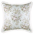 Piper & Wright Haley Floral Throw Pillow in Blue