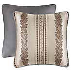 J. Queen New York™  Crystal Palace Euro Sham in Taupe