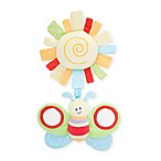 Little Bird Told Me Breezy Butterfly Musical Pull Toy