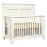 Stone & Leigh by Stanley Furniture Smiling Hill Built-To-Grow Crib in Marshmallow