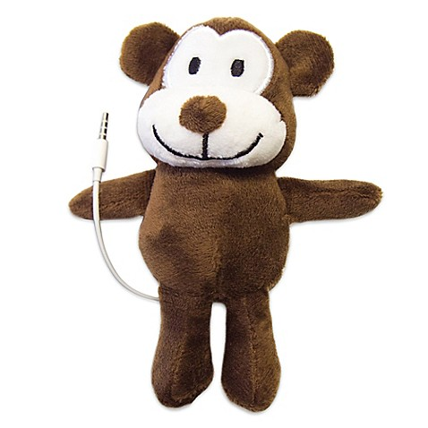 SqueakNSnap Monkey IPhone Accessory Bed Bath Beyond