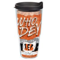 Tervis® NFL Cincinnati Bengals 24 oz. Statement Wrap Tumbler with Lid