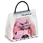 StyleWurks® 32-Count Color Cosmetic Wedges