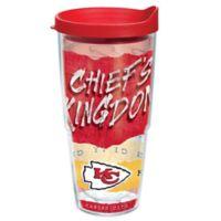 Tervis® NFL Kansas City Chiefs 24 oz. Statement Wrap Tumbler with Lid