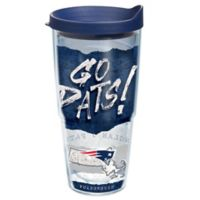Tervis® NFL New England Patriots 24 oz. Statement Wrap Tumbler with Lid