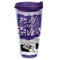 Tervis® NFL Baltimore Ravens 24 oz. Statement Wrap Tumbler with Lid
