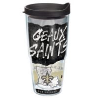Tervis® NFL New Orleans Saints 24 oz. Statement Wrap Tumbler with Lid