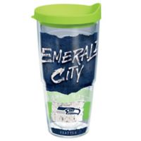 Tervis® NFL Seattle Seahawks 24 oz. Statement Wrap Tumbler with Lid