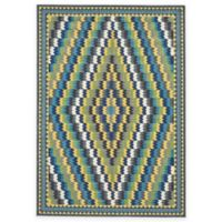 Feizy Caslon Diamonds 10-Foot x 13-Foot 2-Inch Multicolor Rug