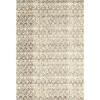 Feizy Settat Distressed 10-Foot x 13-Foot 2-Inch Area Rug in Grey/Cream