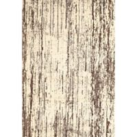 Feizy Settat Lines 10-Foot x 13-Foot 2-Inch Area Rug in Brown/Cream