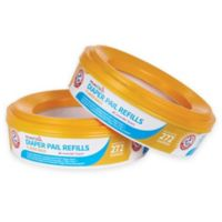 Munchkin® Arm and Hammer 2-Pack Diaper Pail Refills