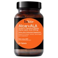 InVite® 60-Count Alcar + ALA Tablets