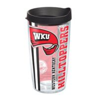 Tervis® Western Kentucky University Big Red 16 oz. Pride Wrap with Lid