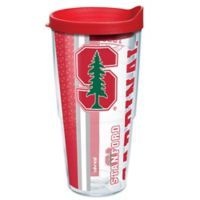 Tervis® Stanford University Cardinal 24 oz. Pride Wrap with Lid