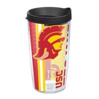 Tervis® USC Trojans 16 oz. Pride Wrap with Lid