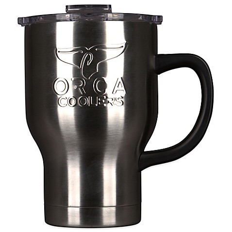 Caf 233 Orca Stainless Steel Chaser Cup Bed Bath Amp Beyond