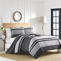 Nautica® Vessey Twin Quilt in Grey