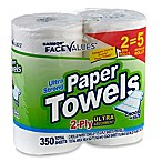 Harmon® Face Values™ 2-Count Big Rolls Ultra Strong 2-Ply Paper Towels in Choose-A-Size