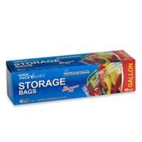 Harmon® Face Values™ 40-Count 1 Gallon Storage Bags