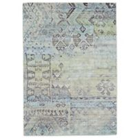 Feizy Landri Distressed Boxes 8-Foot x 11-Foot Multicolor Area Rug
