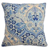 Waverly Moonlit Shadows 20-Inch x 20-Inch Throw Pillow in Lapis