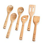 Totally Bamboo 6-Piece Bamboo Utensil Set