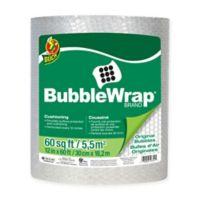 Duck® Standard 12-Inch x 60-Foot Bubble Wrap®