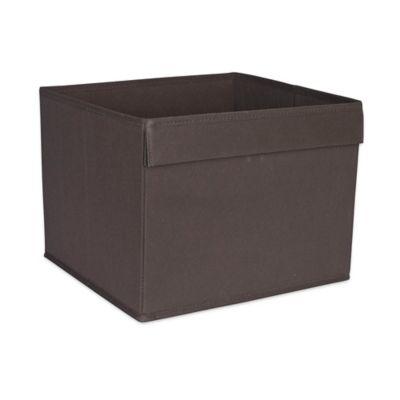 Seville Classics Closet Organizer System Expandable Resin Cocoa Customizable