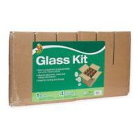 Duck® Glass Kit, 4 Dividers & 1 12 in. x 12 in. Box