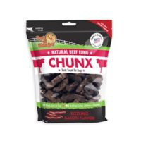 Pet 'n Shape™ Natural Beef Lungs CHUNX 1-Lb Bag Dog Treats in Bacon Flavor