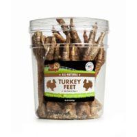 Pet 'n Shape™ All-Natural Turkey Feet 1-Lb Tub Dog Treats