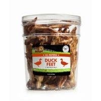 Pet 'n Shape™ All-Natural Duck Feet 1 lb. Tub Dog Treats