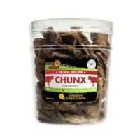 Pet 'N Shape1 lb. Natural Beef Lung CHUNX with Cheese