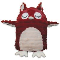 Feathered Friends Hoot the Owl Dog Toy