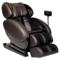 Infinity® IT-8500 Massage Chair in Brown