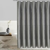 Twilight 72-Inch x 96-Inch Shower Curtain in Grey