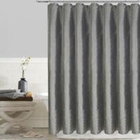 Twilight 72-Inch x 96-Inch Shower Curtain in Grey