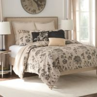Flatiron Vivian Twin Duvet Cover Set in Linen