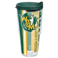 Tervis® College of William and Mary Tribe 24 oz. Pride Wrap with Lid