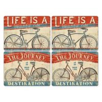 Pimpernel Beautiful Ride Rectangle Placemats (Set of 4)