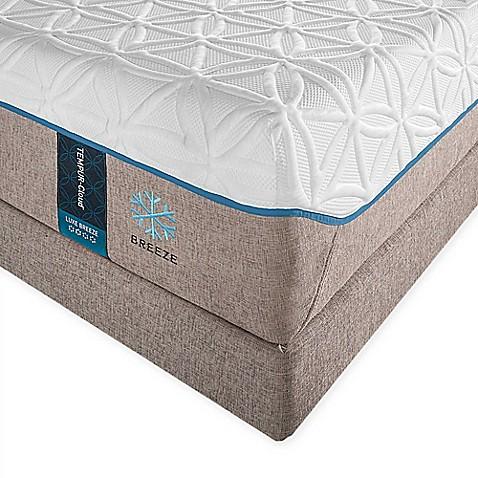 tempur pedic tempur cloud luxe breeze mattress bed bath beyond. Black Bedroom Furniture Sets. Home Design Ideas