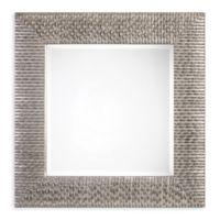 Uttermost 40-Inch Cressida Mirror in Black/Grey