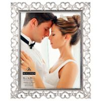 Malden® Enchanted Hearts 8-Inch x 10-Inch Photo Frame