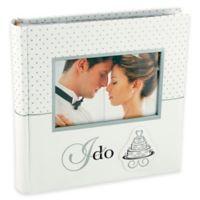 "Malden® ""I Do"" Wedding Photo Album"