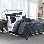 Nautica® Southport Full/Queen Comforter Set in Navy